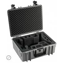 B&W International - Valise 3DR Solo grise B&W 6000/B