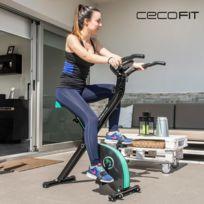 Cecofit - Vélo d'Appartement Pliable X-bike