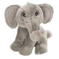 Wild Republic - Peluche Elephant Wild Watchers 18 Cm