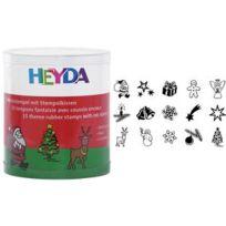 Heyda - Tampons à motifs