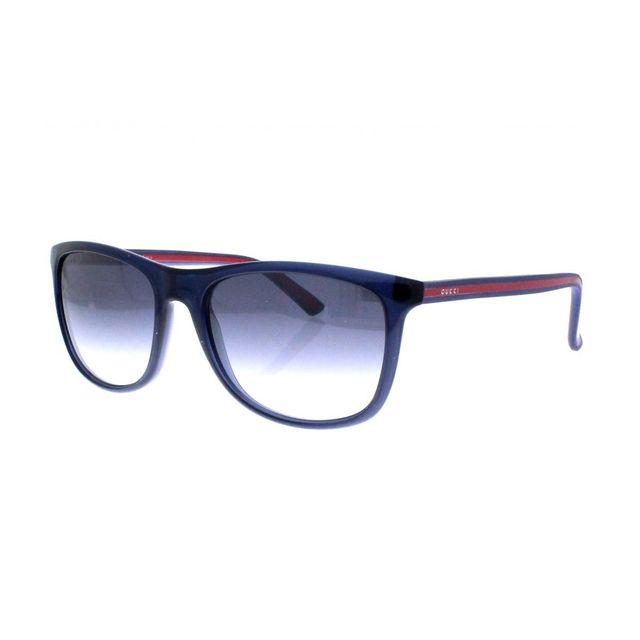 Gucci - 1055 S Ovr - Lunettes de soleil homme - pas cher Achat   Vente  Lunettes Aviateur - RueDuCommerce fbfe3983d5e7
