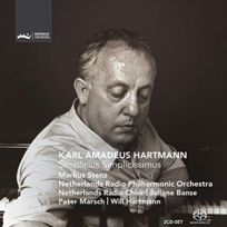Challenge Classics - Karl Amadeus Hartmann - Simplicius Simplicissimus, opéra