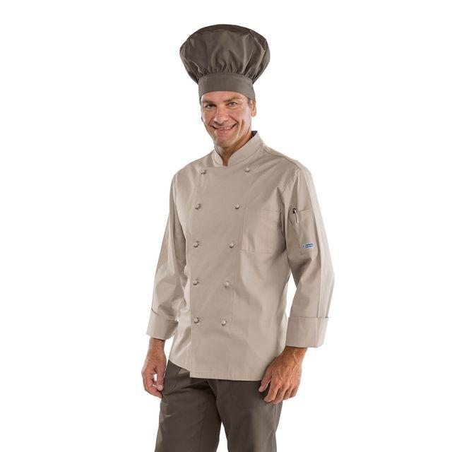 Isacco veste professionnelle de cuisinier haut de gamme for Cuisinier 49