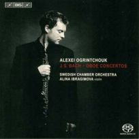 Bis - Johann Sebastian Bach - Concertos pour hautbois