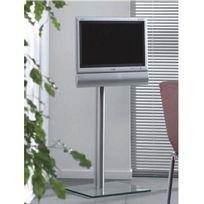 ELECTRONIC STAR - Support de fixation TV LCD 38-53cm Verre Aluminium VESA