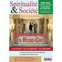 Diffusion Rosicrucienne - spiritualité & société ; numéro spécial consacré à l'AMORC