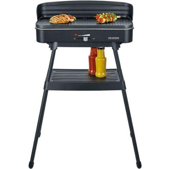 SEVERIN barbecue électrique sur pieds 2500w pg8548 pas