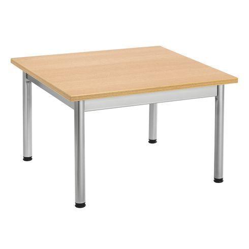 Table basse classique plateau hêtre