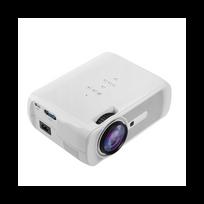 Auto-hightech - Mini projecteur Lcd + Led - 1000 Lumens 1080P moteur optique Hdmi
