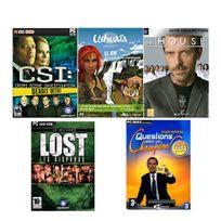 Mindscape - Pack 5 Jeux Tv Volume 2 - Pc