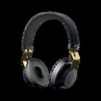 JABRA - Move Wireless - Casque Stéréo sans-fil Bluetooth - Noir et Or Mat