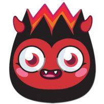 Mask-arade - Masque en Carton Diavolo - Moshi Monsters