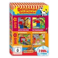 Schmidt Spiele GmbH - Benjamin BlÜMCHEN Benjamin BlÜMCHEN Doppelbox 2 IMPORT Allemand, IMPORT Coffret De 2 Dvd - Edition simple