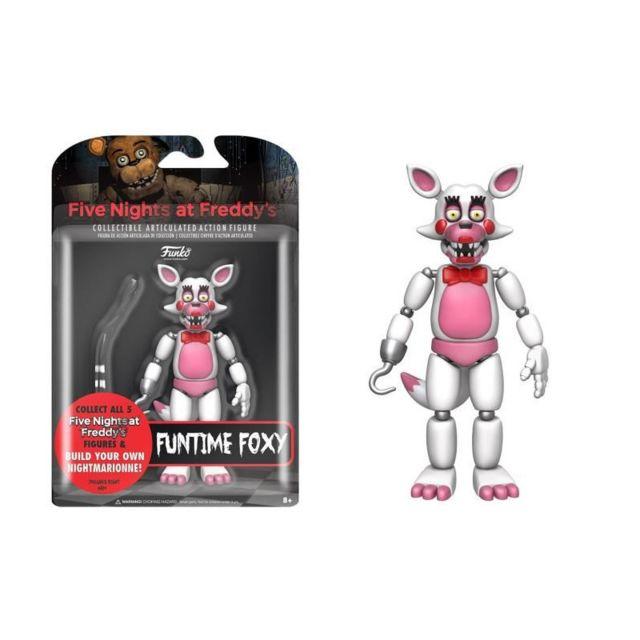 Funko 0849803091491 Porte-cl/és Keychain Five Nights at Freddys avec Anneau en Polyester Bonnie Multicolore