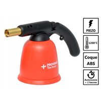Providus - Lampe a souder-PG400-lampe à souder allumage piezo-Coque Abs- brasage - étamage - dégrippage -chalumeau gaz