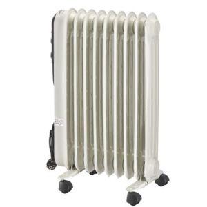 radiateur bain d 39 huile 1500 w standard pas cher achat. Black Bedroom Furniture Sets. Home Design Ideas