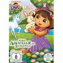 Paramount Home Entertainment - Dora: Doras Abenteuer Im Zauberwald IMPORT Allemand, IMPORT Dvd - Edition simple