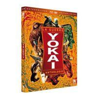Metro - La guerre des Yokai L'Anthologie Combo Blu-Ray + Dvd