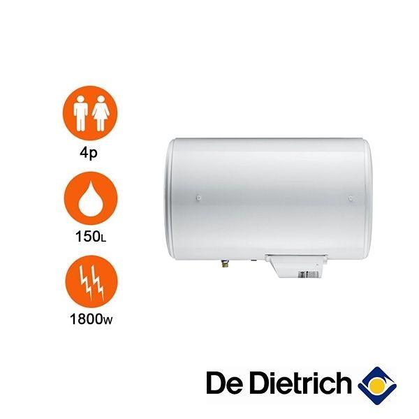 Remarquable De Dietrich - Chauffe eau cor-email ths 150l horizontal - pas cher HW-18