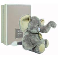 Histoire D'OURS - Petite Peluche Eléphant