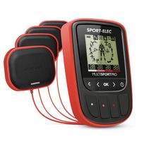 Sportelec - Multisport pro pack ceinture abdo deluxe Sport-Elec Electrostimulation