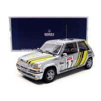 Norev - 1/18 - Renault 5 Gt Turbo - Tour De Corse 1989 - 185215
