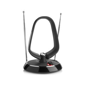 One for all antenne tv int rieure amplifi e jusqu 39 45 - Antenne interieure amplifiee 60 db ...