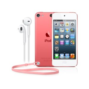 ipod touch v 32 go rose pas cher achat vente. Black Bedroom Furniture Sets. Home Design Ideas