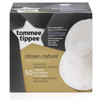 Tommee Tippee - Coussinets d'allaitements x50