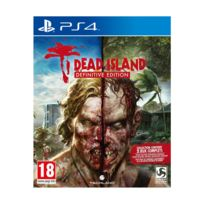 DEEP SILVER - Dead Island - Definitive Collection - PS4