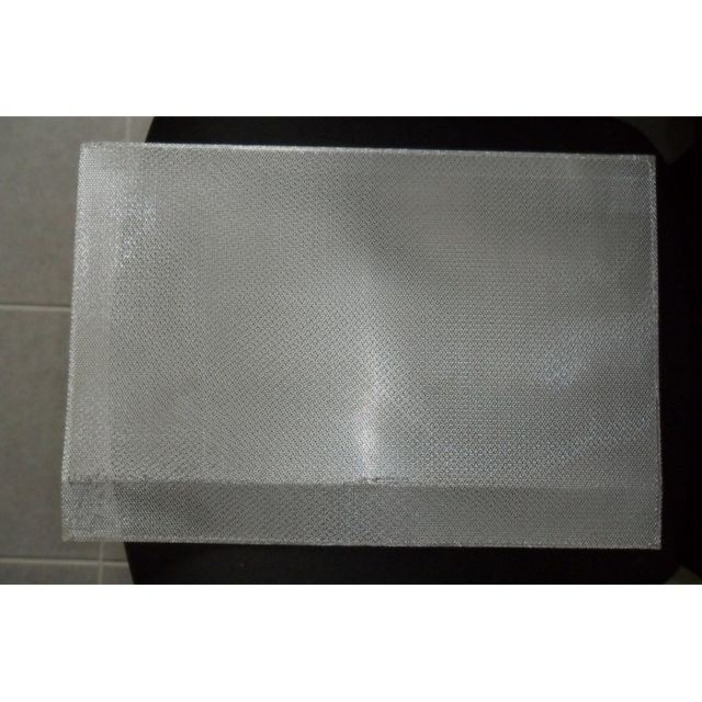 airlux - filtre h metal pour hotte aspirante de cuisine - pas cher