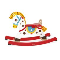 Cheval bascule plastique smoby - Achat Cheval