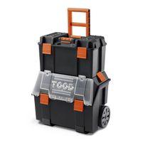 Tood - Servante boite a outils 2 en 1