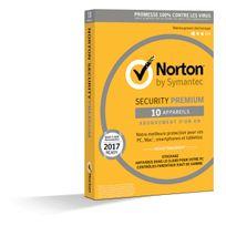 NORTON - SECURITY 2017 PREMIUM