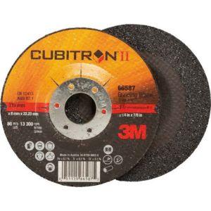 3m disque barber cubitron tm ii pour l 39 usinage de l 39 acier inoxydable x pais 230 x 7. Black Bedroom Furniture Sets. Home Design Ideas