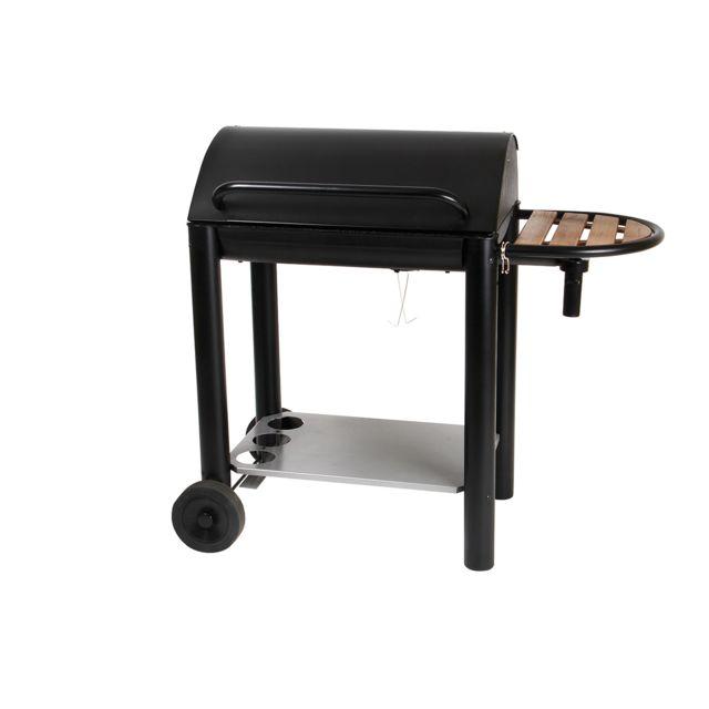 somagic barbecue charbon mega pas cher achat vente barbecues charbon de bois rueducommerce. Black Bedroom Furniture Sets. Home Design Ideas