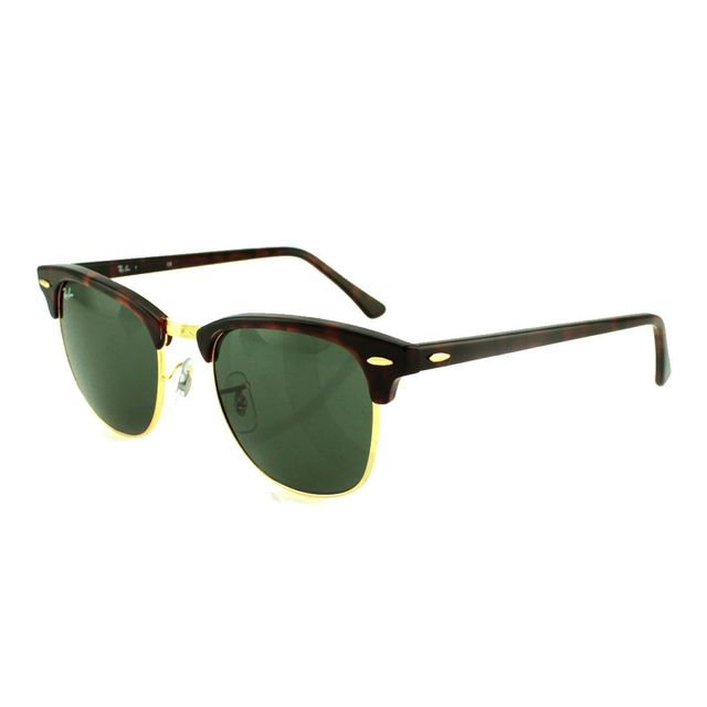 Ray-Ban - Ray Ban Rb 3016 Clubmaster W0366 - Lunettes de soleil mixte