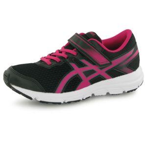 Asics Gel Zaraca 5 noir, chaussures de running enfant