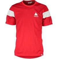 Maloja - PhyllitM Maillot manches courtes - rouge