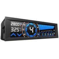 NZXT - Rhéobus tactile Sentry 3 - format 5,25'' - jusqu'à 5 ventilateurs