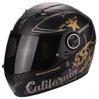 Scorpion - Exo 490 Golden State Black Gold