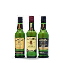 Jameson - Whisky Trilogy 3x20cl Coffret - 60cl