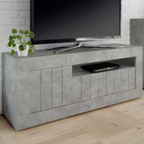 da9fd82429ed0 Meuble tv beton - catalogue 2019 - [RueDuCommerce - Carrefour]