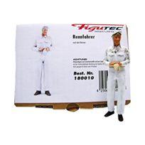 Figutec - 180010 - VÉHICULE Miniature - ModÈLE À L'ÉCHELLE - Figurines Pilote De Course Sale - Echelle 1/18
