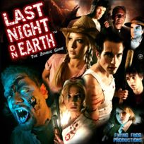 Flying Frog Productions - Jeux de société - Last Night On Earth