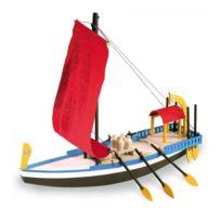 Artesania - Maquette bateau en bois : Bateau égyptien de Cléopâtre