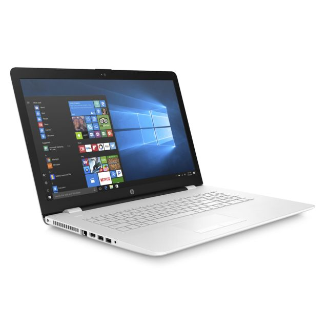 HP - 17,3'' - Intel Celeron N3060 - HDD 1 To - RAM 4 Go - Intel HD Graphics - Windows 10