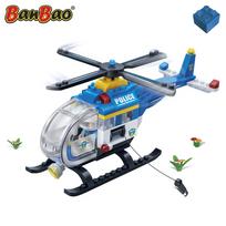 Banbao - Hélicoptère de police 7008