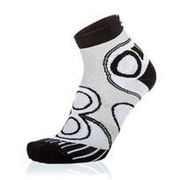 S8X - Chaussettes Pro Short blanc noir