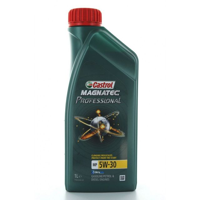 castrol huile moteur magnatec professional mp 5w30 bidon de 1 l achat vente huiles moteurs. Black Bedroom Furniture Sets. Home Design Ideas